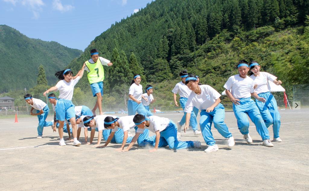 明宝中学校体育祭 | めいほうブ...