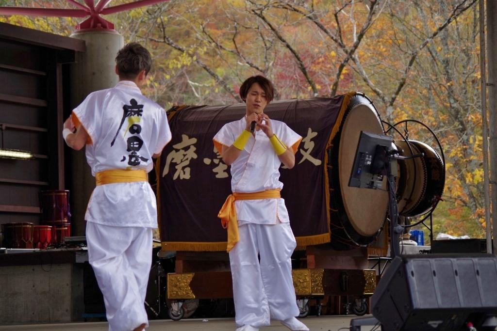 久保田利伸も歌ったステージで、プチカラオケ大会